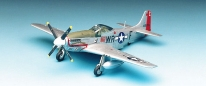 Kitsworld Academy P-51D Mustang Academy Hobby Model Kits - Aircraft 1/72nd Scale